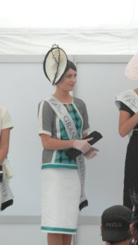 Clauia Campbell, Winner of the Prix de Fashion 2013, Ellerslie