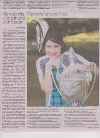 New Zealand Herald March 2013