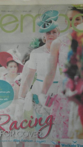 Tempo Magazine 2012