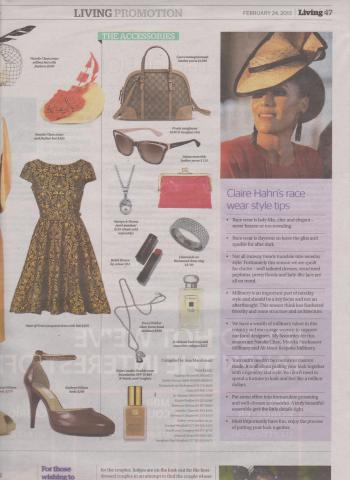 New Zealand Herald February 2013